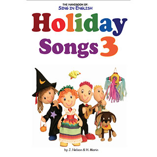Holiday Songs Volume 3 Downloadable Album-Book Set