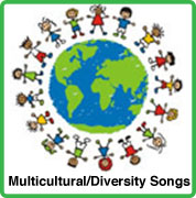 Multicultural Music and Songs that Build an Appreciation of