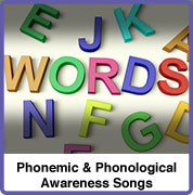 Songs That Build Phonological Awareness (Including Phonemic Awareness)