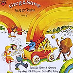 Greg and Steve: We All Live Together Volume 2 CD